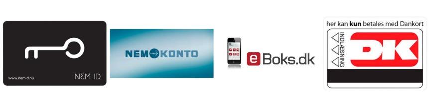 NemID, NemKonto, e-Boks & Banking inDenmark